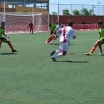 El Rayo Vallecano, primer finalista