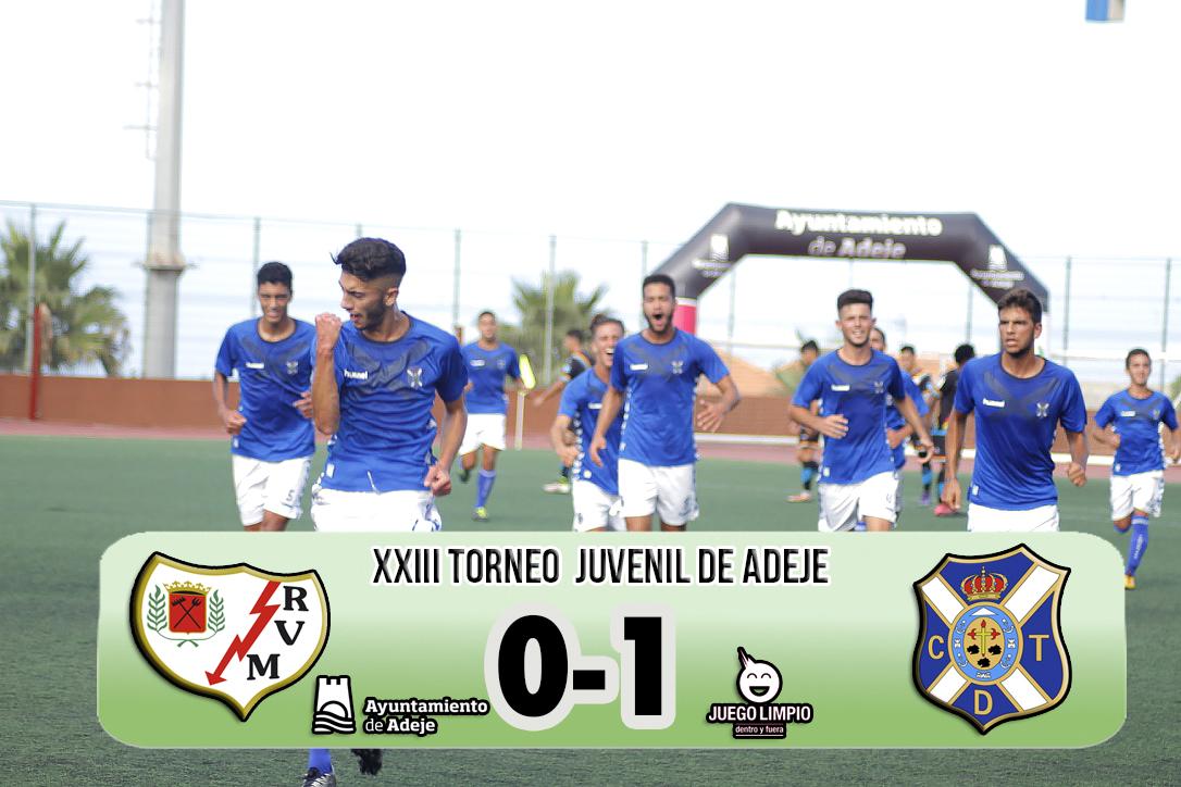 El CD Tenerife se toma la 'vendetta'