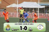 Las Palmas bate en el último segundo al CD Marino