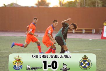 Las Palmas confirma el 'Derbi chico' en la final del XXIII Torneo Juvenil Villa de Adeje