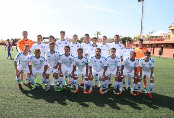 CD Tenerife y RC Celta disputan este sábado la final del XXIV Torneo Juvenil de Adeje