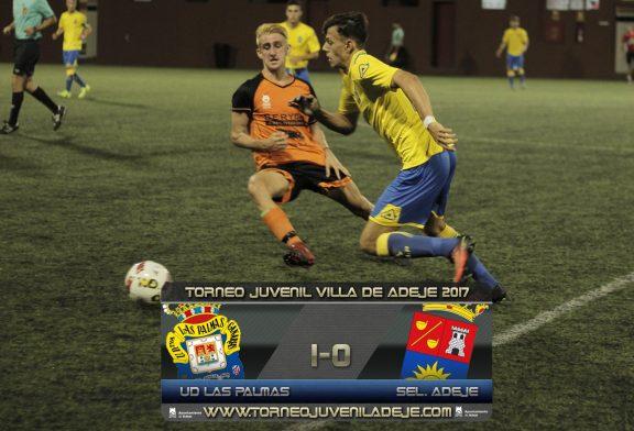 La UD Las Palmas sueña con la final tras ganar a la Selección de Adeje
