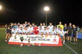 El CD Tenerife revalida el título de campeón del XXIV Torneo Juvenil Villa de Adeje