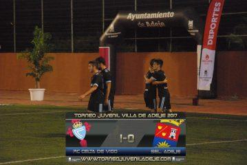 El RC Celta de Vigo se enfrentará al CD Tenerife en la final del Torneo Juvenil de Adeje
