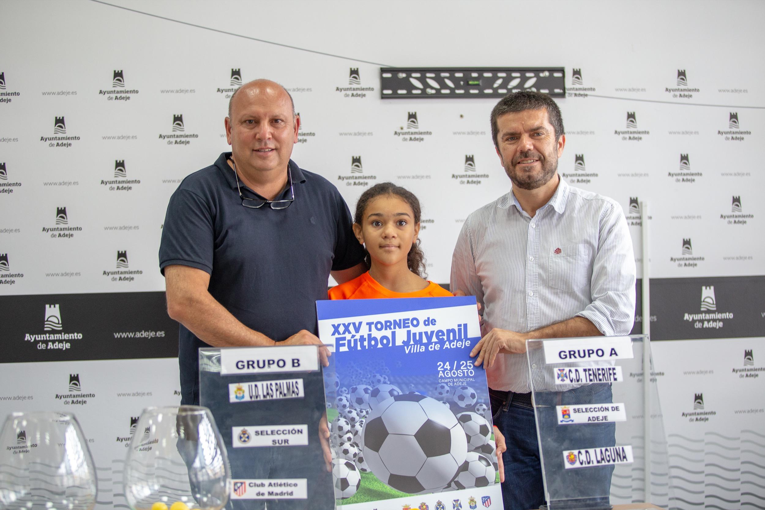 El Torneo de Fútbol Villa de Adeje cumple 25 años de historia