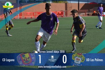 El CD Laguna sorprende a la UD Las Palmas y acaba tercero