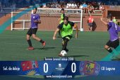 Empate sin goles entre Selección de Adeje y CD Laguna
