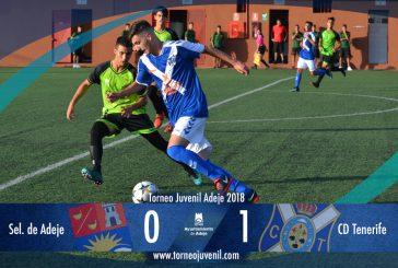 El CD Tenerife, primer finalista