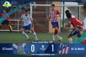 El Atlético de Madrid, nuevo campeón del Torneo Juvenil Villa de Adeje