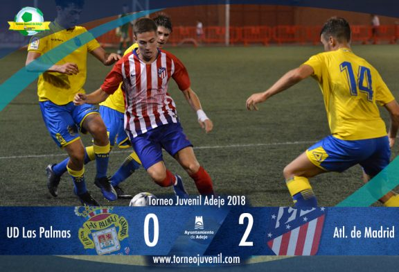 El Atlético de Madrid logra una gran victoria ante Las Palmas