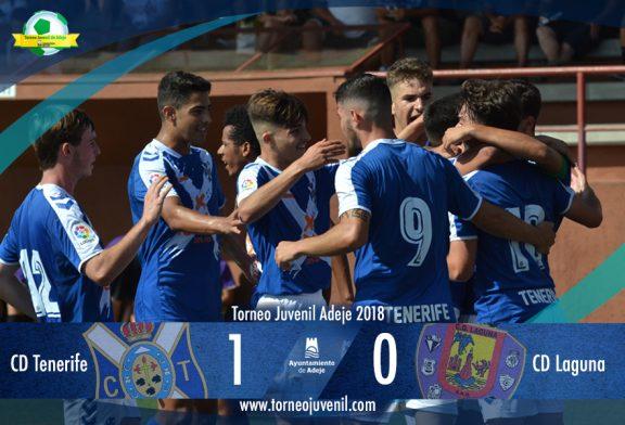 El CD Tenerife se acerca a la final del XXV Torneo Juvenil de Adeje