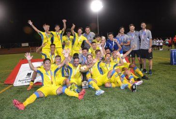 La UD Las Palmas suma su séptimo título en Adeje