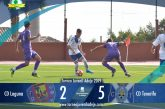 El CD Tenerife logra la tercera plaza