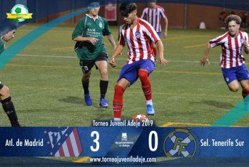 El Atlético de Madrid completa la final del Torneo Villa de Adeje