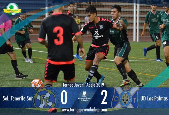 El CD Tenerife 'cumple' ante la Selección Tenerife Sur