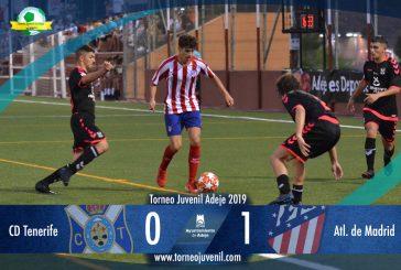 El Atlético de Madrid suma un valioso triunfo frente al CD Tenerife