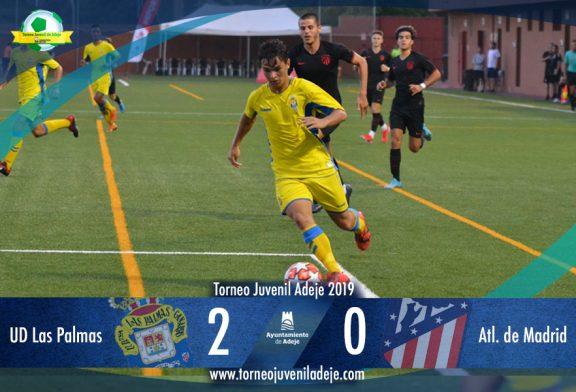 La UD Las Palmas, nuevo campeón del Torneo Juvenil Villa de Adeje